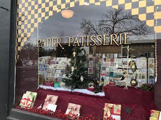 storefront of Paper Patisserie store