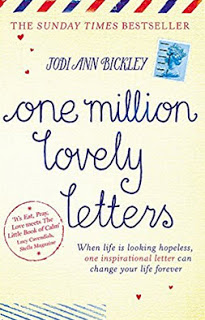 One Million Lovely Letters book