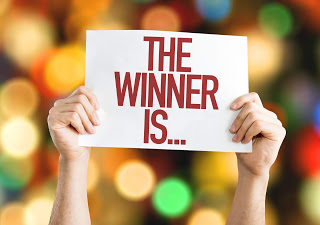 winner is announced