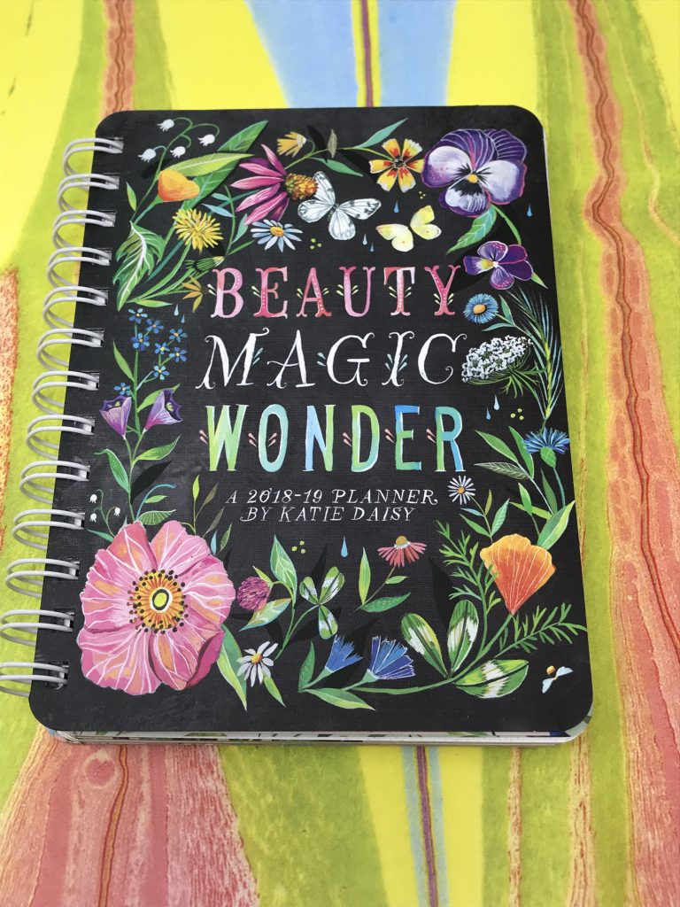 beatuy magic wonder planner