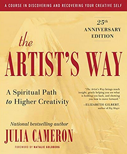 artists way book cover