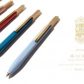 Scribe - Lineup flat